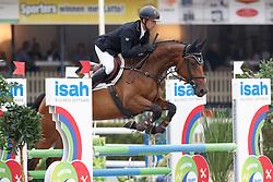 Houwen Kristian, (NED), Girl Rv<br /> Isah Cup 4 Jarige springpaarden <br /> KWPN Kampioenschappen Ermelo 2015<br /> © Hippo Foto - Dirk Caremans