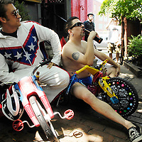 2008 Big Wheel Race.Cleveland, OH