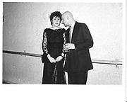 Natasha Fraser and Justin Frewen. London. 1983 approx. © Copyright Photograph by Dafydd Jones 66 Stockwell Park Rd. London SW9 0DA Tel 020 7733 0108 www.dafjones.com