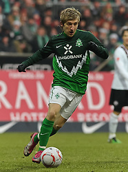 18.12.2010, Weserstadion, Bremen, GER, 1.FBL, Werder Bremen vs 1. FC Kaiserslautern, im Bild Marko Marin (Bremen #10)   EXPA Pictures © 2010, PhotoCredit: EXPA/ nph/  Frisch       ****** out ouf GER ******