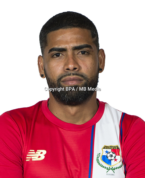 Concacaf Gold Cup Usa 2017 / <br /> Panama National Team - Preview Set - <br /> Gabriel Enrique Gomez