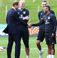 St Georges Park Opening & England Training 091012