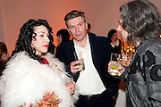 HELEN DAVID; DUNCAN WARD, TODÕS Art Plus Drama Party 2011. Whitechapel GalleryÕs annual fundraising party in partnership with TODÕS and supported by HarperÕs Bazaar. Whitechapel Gallery. London. 24 March 2011.  -DO NOT ARCHIVE-© Copyright Photograph by Dafydd Jones. 248 Clapham Rd. London SW9 0PZ. Tel 0207 820 0771. www.dafjones.com.<br /> HELEN DAVID; DUNCAN WARD, TOD'S Art Plus Drama Party 2011. Whitechapel Gallery's annual fundraising party in partnership with TOD'S and supported by Harper's Bazaar. Whitechapel Gallery. London. 24 March 2011.  -DO NOT ARCHIVE-© Copyright Photograph by Dafydd Jones. 248 Clapham Rd. London SW9 0PZ. Tel 0207 820 0771. www.dafjones.com.