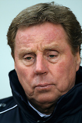 HARRY REDKNAPP.QUEENS PARK RANGERS FC.WEST HAM UNITED V QUEENS PARK RANGERS. BARCLAYS PREMIER LEAGUE.LONDON, ENGLAND, UK.19 January 2013.GAQ64892..  .WARNING! This Photograph May Only Be Used For Newspaper And/Or Magazine Editorial Purposes..May Not Be Used For Publications Involving 1 player, 1 Club Or 1 Competition .Without Written Authorisation From Football DataCo Ltd..For Any Queries, Please Contact Football DataCo Ltd on +44 (0) 207 864 9121