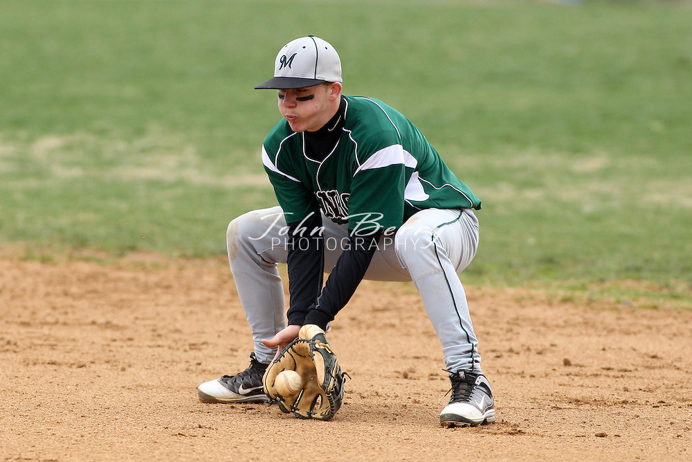 March/26/11:  MCHS Varsity Baseball vs William Monroe.  William Monroe defeats Madison 7-1.  Madison's only run on a solo home run by Travis Warren in the 6th inning.