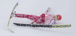 31.01.2016, Casino Arena, Seefeld, AUT, FIS Weltcup Nordische Kombination, Seefeld Triple, Skisprung, im Bild Eric Frenzel (GER, 1.Platz) // 1st placed Eric Frenzel of Germany during his Competition Jump of Skijumping of the FIS Nordic Combined World Cup Seefeld Triple at the Casino Arena in Seefeld, Austria on 2016/01/31. EXPA Pictures © 2016, PhotoCredit: EXPA/ Jakob Gruber