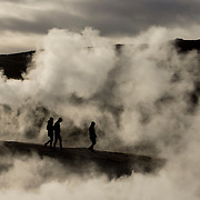 "First trip for new Globe movie ""Strange Rumblings in Shangrala"" to Iceland, October, 2012"