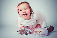 Elsie Madelyn - First Birthday