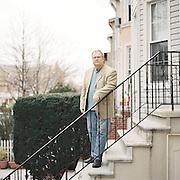 Poet and editor of the New York Quarterly Raymond Hammond. 2011