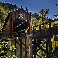 McKee Bridge, Jackson County, Oregon