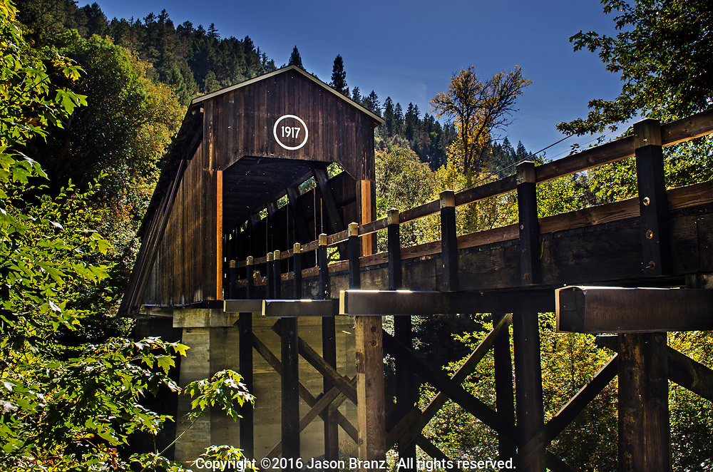 McKee Bridge, Jackson County, Oregon