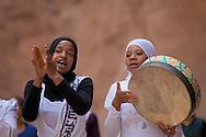 Todra canyons, Morocco