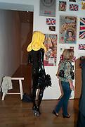 PANDEMONIA, Toby Mott exhibition. Haunch of Venison. Burlington Gdns. London. 23 September 2010. -DO NOT ARCHIVE-© Copyright Photograph by Dafydd Jones. 248 Clapham Rd. London SW9 0PZ. Tel 0207 820 0771. www.dafjones.com.