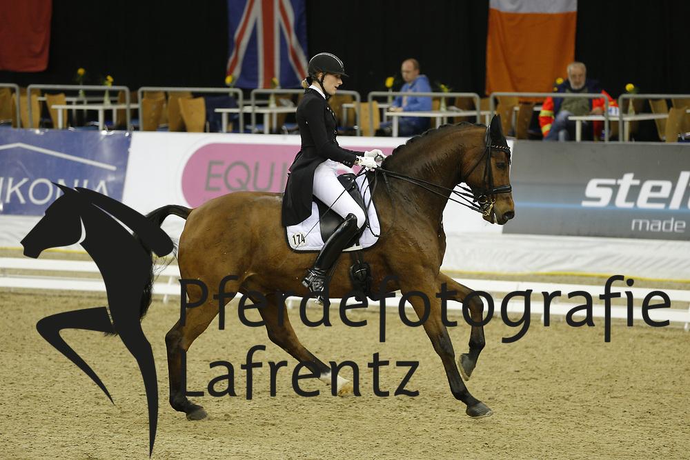 Richter, Ellen, Fontane<br /> Oldenburg - Agravis Cup<br /> Nationale Dressur<br /> © www.sportfotos-lafrentz.de/ Stefan Lafrentz