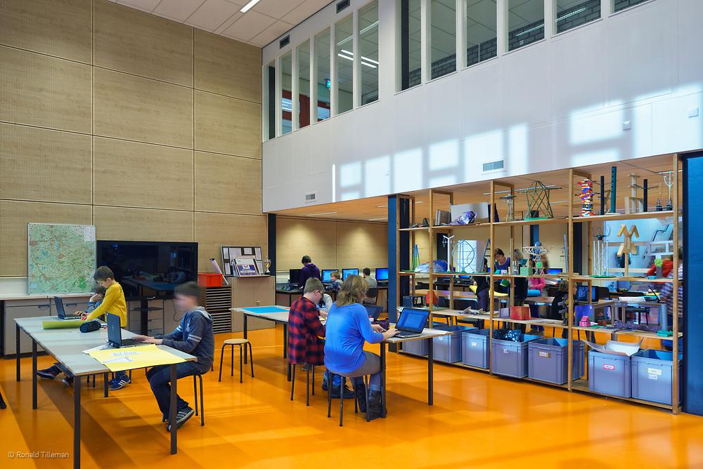 CSG Liudger, Drachten door Kraaijvanger Architects