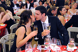 DIMITRIJE STOZINIC and EKATERINA IGUMENTSEVA at the 13th annual Russian Summer Ball held at the Banqueting House, Whitehall, London on 14th June 2008.<br /><br />NON EXCLUSIVE - WORLD RIGHTS