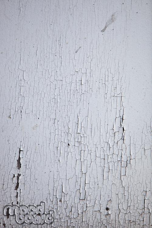 Full frame shot of wall peeling