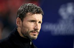 PSV Eindhoven's manager Mark van Bommel