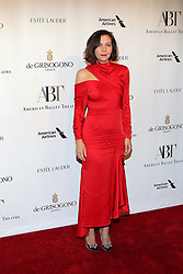 Maggie Gyllenhaal, Cynthia Erivo, Sofia Coppola, Victor Cruz & Amy Astley acted as co-chairs for the event, which also featured ballet dancers Misty Copeland & Gillian Murphy at the David H. Koch Theater. 18 Oct 2017 Pictured: Maggie Gyllenhaal. Photo credit: Jennifer Mitchell / MEGA TheMegaAgency.com +1 888 505 6342