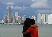 La ciudad de Panamá es la capital de la República de Panamá. Es la principal y mayor ciudad del país y está localizada a orillas del golfo de Panamá, en el océano Pacífico, al este de la desembocadura del canal de Panamá.© Victoria Murillo/