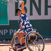 French Open 2017-wheelchair