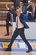 Walter De Raffaele<br /> Dolomiti Energia Aquila Basket Trento - Umana Reyer Venezia<br /> Lega Basket Serie A 2016/2017<br /> PalaTrento 05/02/2017<br /> Foto Ciamillo-Castoria