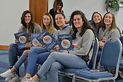 team under 20<br /> Stelle d'Argento a Lucca. Premiazione Under 17 e Under 20 Femminili<br /> FIP 2016<br /> Lucca, 18/11/2016<br /> Foto Ciamillo - Castoria