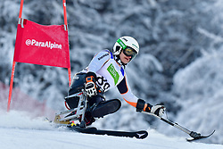 FORSTER Anna-Lena, LW12-1, GER, Men's Giant Slalom at the WPAS_2019 Alpine Skiing World Championships, Kranjska Gora, Slovenia