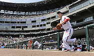 CHICAGO - APRIL 24:  Todd Frazier #21 of the Chicago White Sox runs onto the field prior to the game against the Texas Rangers on April 24, 2016 at U.S. Cellular Field in Chicago, Illinois.  The White Sox defeated the Rangers 4-1.  (Photo by Ron Vesely)   Subject: Todd Frazier