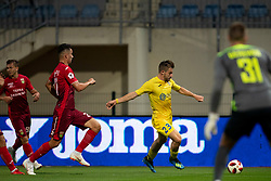 Dario Melnjak of NK Domzale during 2nd Leg football match between NK Domzale and FC Ufa in 2nd Qualifying Round of UEFA Europa League 2018/19, on August 2, 2018 in Sports Park Domzale, Domzale, Slovenia. Photo by Urban Urbanc / Sportida