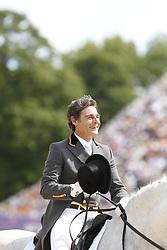 Munoz Diaz, Juan Manuel, <br /> London - Olympische Spiele 2012<br /> <br /> Dressur Grand Prix de Dressage<br /> © www.sportfotos-lafrentz.de/Stefan Lafrentz