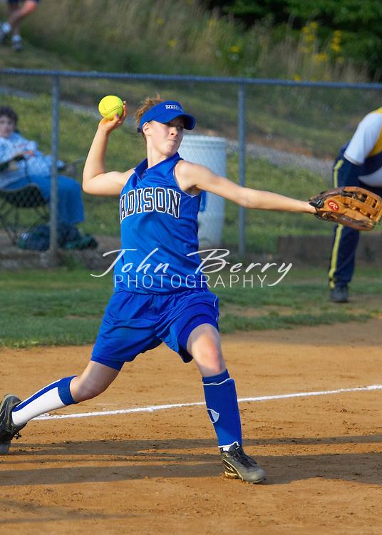 MCHS Varsity Softball vs Rappahannock, District Tournament Finals, Saturday, May 28, 2005