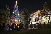 State Christmas Tree 12/01/2014
