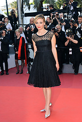 "70th Cannes Film Festival, red carpet ""Based On A True Story"", Roman Polanski, Eva Green, Emmanuelle Seigner. 27 May 2017 Pictured: Jasmine Trinca. Photo credit: KILPIN / MEGA TheMegaAgency.com +1 888 505 6342"