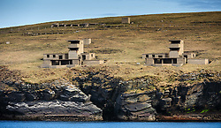 WW 11 gun emplacements on South Ronaldsay, Orkney Islands<br /> <br /> (c) Andrew Wilson | Edinburgh Elite media