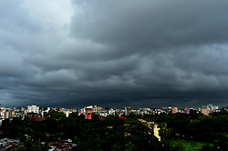 May 4, 2019 - Dhaka, Bangladesh - Storm weather from cyclone Fani hovers over Dhaka. (Credit Image: © Naim-Ul-Karim/Xinhua via ZUMA Wire)