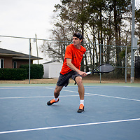 Men Tennis vs Winthrop