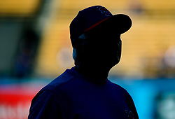 June 20, 2017 - Los Angeles, California, U.S. - New York Mets manager Terry Collins prior to a Major League baseball game against the Los Angeles Dodgers at Dodger Stadium on Tuesday, June 20, 2017 in Los Angeles. (Photo by Keith Birmingham, Pasadena Star-News/SCNG) (Credit Image: © San Gabriel Valley Tribune via ZUMA Wire)