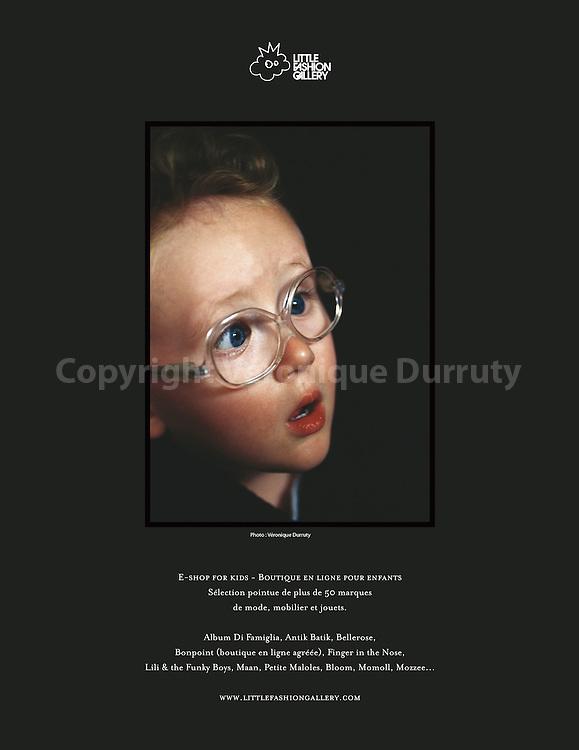 Veronique Durruty For Little Fashion Gallery
