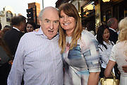 HENRY BLOFELD; ALEXA JAGO, Sod the Bitches, Stephen Berkoff book launch. aunch.  272 Brompton Road, London. 11 May 2015