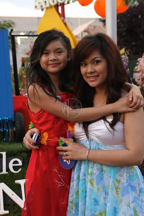 Celebrate Little Saigon 2012 Ao Dai Fashion Contest.