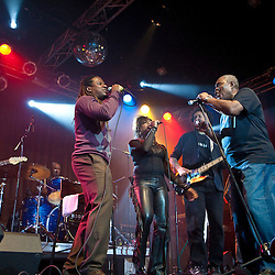 Sam Moore with special guests Ryan Shaw and Valerie Simpson at The Highline Ballroom, NYC