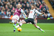 Aston Villa v Derby County - Championship