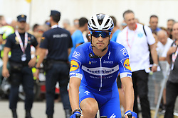 Zdenek Stybar (CZE) Deceuninck-Quick Step at sign on before the start of Stage 4 of La Vuelta 2019 running 175.5km from Cullera to El Puig, Spain. 27th August 2019.<br /> Picture: Eoin Clarke | Cyclefile<br /> <br /> All photos usage must carry mandatory copyright credit (© Cyclefile | Eoin Clarke)