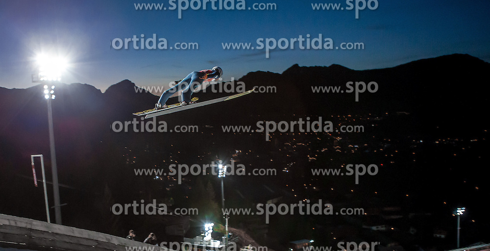 28.12.2015, Schattenbergschanze, Oberstdorf, GER, FIS Weltcup Ski Sprung, Vierschanzentournee, Training, im Bild Maciej Kot (POL) // Maciej Kot of Poland// during his Practice Jump for the Four Hills Tournament of FIS Ski Jumping World Cup at the Schattenbergschanze, Oberstdorf, Germany on 2015/12/28. EXPA Pictures © 2015, PhotoCredit: EXPA/ Peter Rinderer