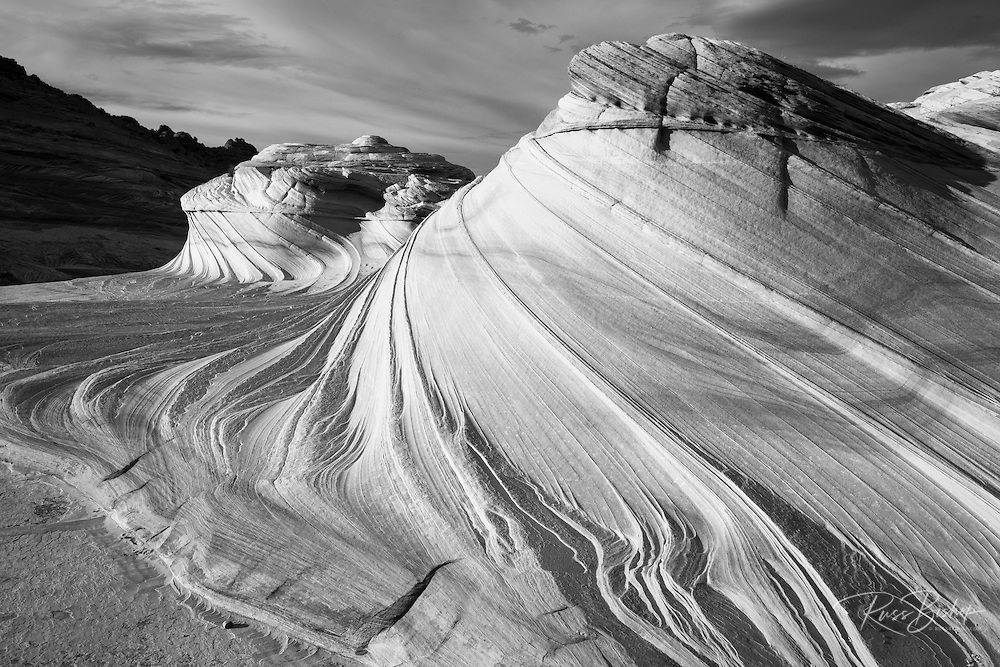 The Wave, Coyote Buttes, Paria-Vermilion Cliffs Wilderness, Arizona USA