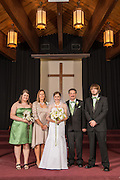 Melissa & Jacob's Wedding Day.