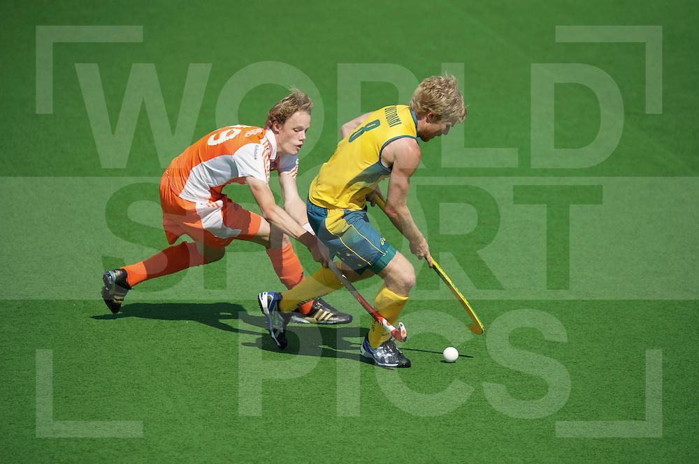 AUCKLAND - Champions Trophy men.Netherlands v Australia.foto:  Tim Jenniskens..FFU Press Agency  COPYRIGHT FRANK UIJLENBROEK..