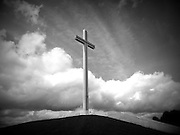 Papal Cross, Phoenix Park. Dublin City ñ 1979,