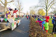 Sinterklaas op Orthen